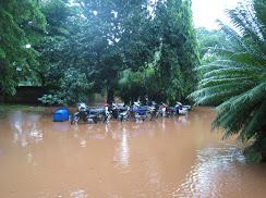 rainy season!